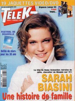 2004-09-04 - Télé K7 - N° 1095