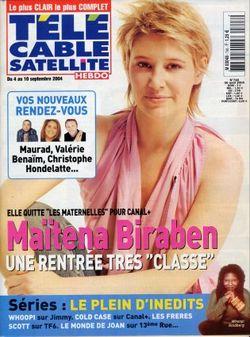2004-09-04 - Télé Cable Sat - N 748