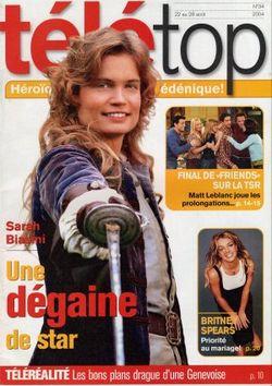 2004-08-22 - Teletop - N° 34