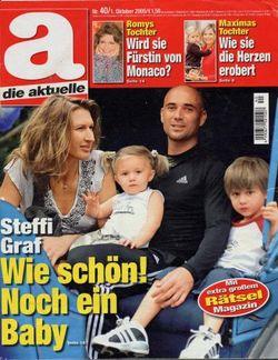 2005-10-01 - Die Aktuelle - N° 40