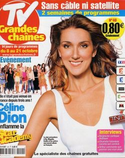 2005-10-08 - TV Grandes Chaines - N 40
