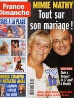 2005-08-05 - France Dimanche - N 3075
