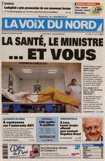 2007-03-18 - La Voix du Nord - N° 19527