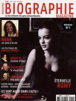 2009-04-00 - Biographie Magazine - N° 1