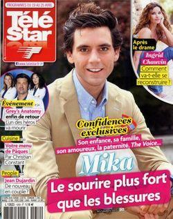 2014-04-19 - Télé Star - N 1959