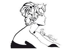Romy Schneider by J.Noah.K (2)