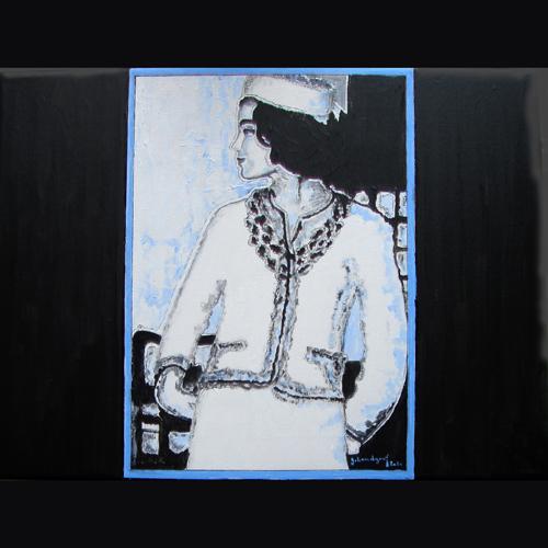 Romy Schneider by Gitta Landgraf 03
