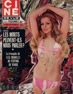 1972-08-25 - Cine Revue - N° 35