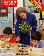 1986-11-13 - Le Soir Illustré - N° 2838