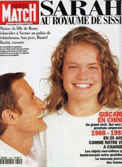 1993-07-22 - Paris Match - N° 2304