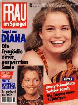 1994-09-01 - Frau Im Spiegel - N° 36