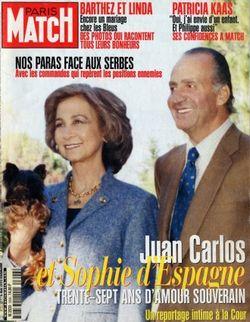1999-05-26 - Paris Match - N 2606