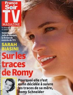 2004-09-11 - France Soir TV Magazine - N° 18-701