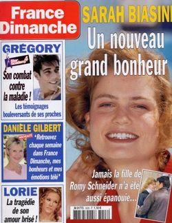 2004-09-10 - France Dimanche - N° 3028