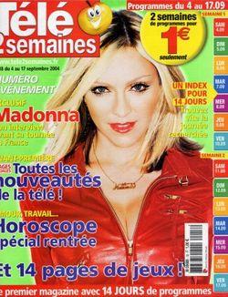 2004-09-04 - Télé 2 semaines - N 18