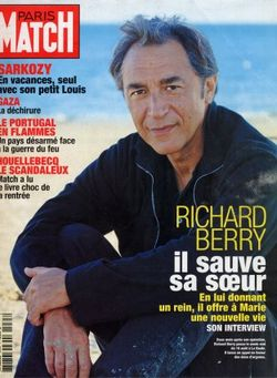 2005-08-18 - Paris Match - N 2935