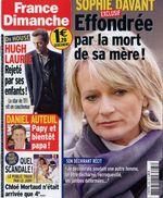 2009-03-13 - France Dimanche - N° 3263