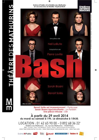 Bash affiche mathurins