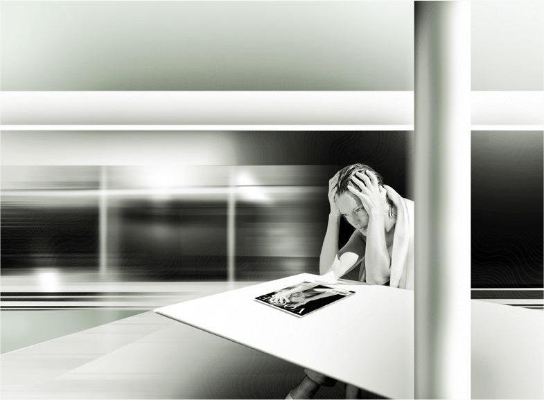 Romy Schneider by Alex Crieger (2)
