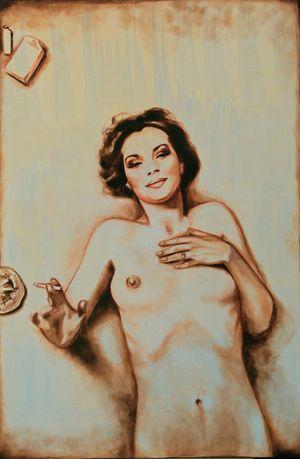 Romy Schneider by Mirja Gastaldi (2)