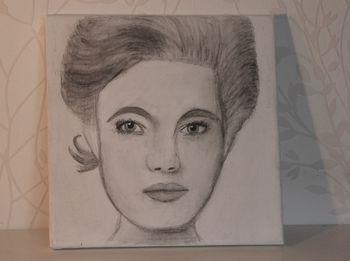 Romy Schneider by Bobs Daughter