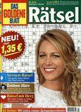 2013-09-00 - Das Goldene Blatt Rätsel - N° 5