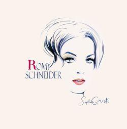 Romy Schneider by Sophie Griotto (1)
