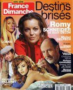 2016-01-23 - France Dimanche - N 6 HS