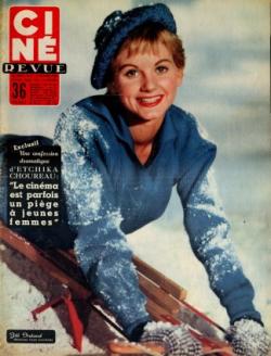 1956-12-21 - Ciné Revue - N 51 - N1