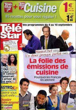 2010-09-04 - Télé Star - N 1770
