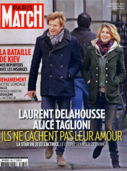 2014-02-27 - Paris Match - N 3380