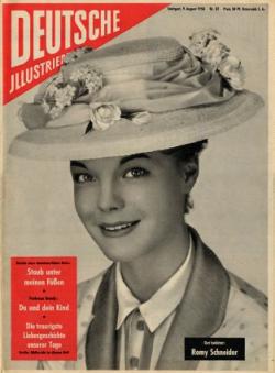 1958-08-09 - Deutsche Illustrierte - N 32