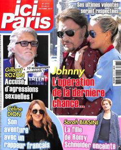 2017-10-25 - Ici Paris - N 3773