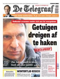 2017-10-27 - De Telegraaf 1