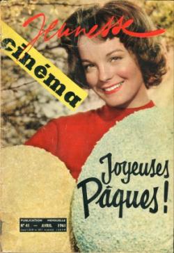 1961-04-00 - Jeunesse Cinéma - N 41