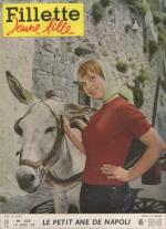 1958-06-12 - Fillette Jeune Fille - N 621