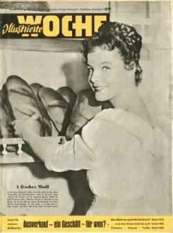 1955-08-13 - Illustrierte Woche - N 33