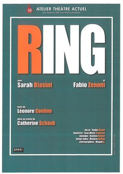Ring, affiche