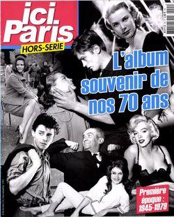 ICI PARIS HS