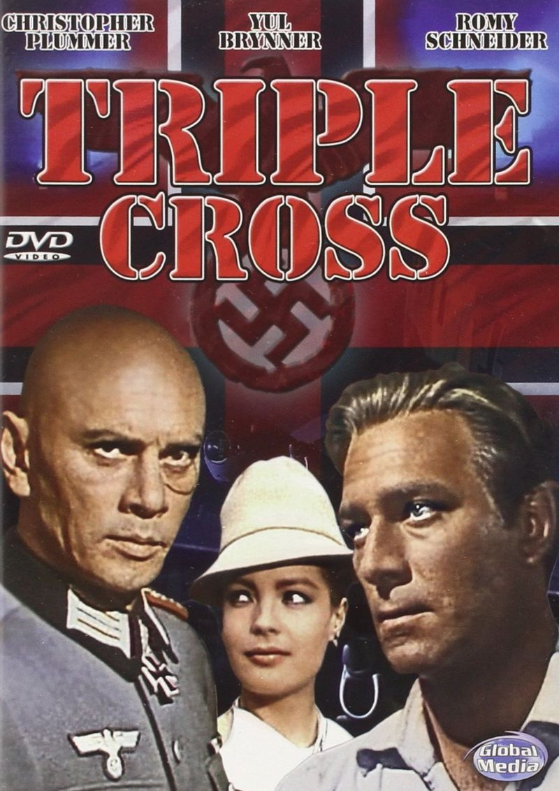 Dvd esp triple cross