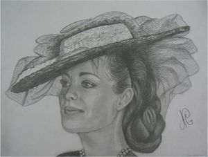 Romy Schneider by Nicky08