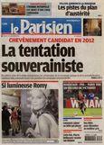 2011-11-06 - Le Parisien - N° 20884