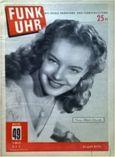 1954-12-05 - Funk Uhr  - N° 49