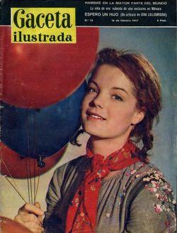 1957-02-16 - Gaceta Ilustrada - N 19