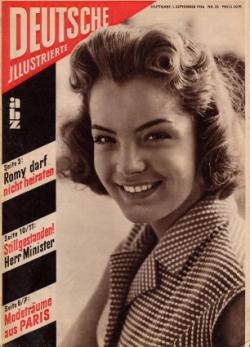 1956-09-01 - Deutsche Illustrierte - N 35