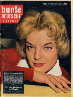 1959-05-22 - Bunte Deutsche Illustrierte - N 22