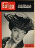 1960-01-02 - Illustrier Berliner Zeitschrift - N° 1