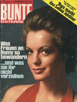 1974-07-25 - Bunte Osterreich - N 31