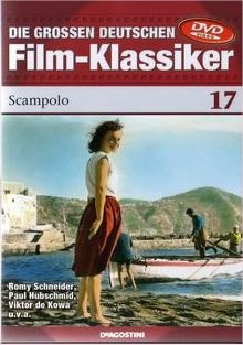 Dvd - scamp