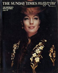1972-09-10 - Sunday times magazine